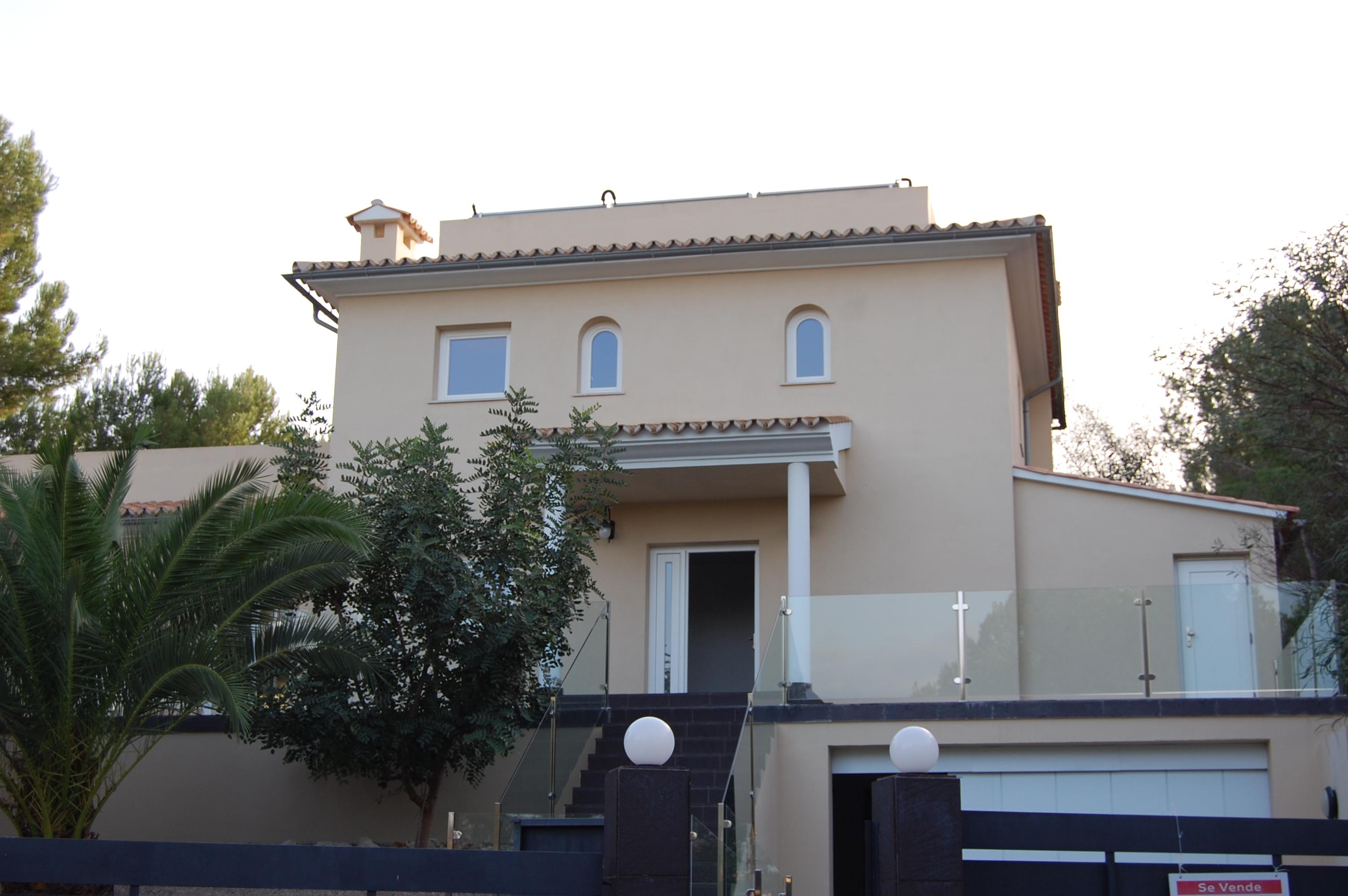 Ref./1915 Große moderne Villa in Sol de Mallorca – Ponent Real Estate